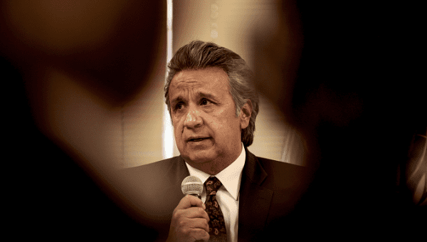 President Lenin Moreno is expected to propose three candidates to replace Vice President Jorge Glas.