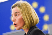 Closing replies by Federica Mogherini on the Iran nuclear deal, Dec. 12, 2017.
