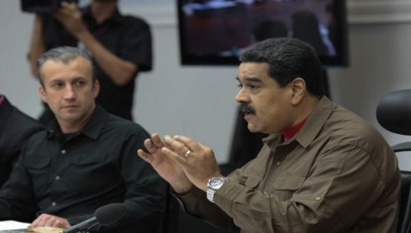 "Maduro lambasted the US press via his Twitter account Friday, accusing it of waging a ""media war"" against Venezuela."