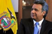 The former president has called Lenin Moreno a