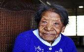 Quesada tiene 117 años y pese algunos problemas de salud todavía conserva una memoria invaluable.
