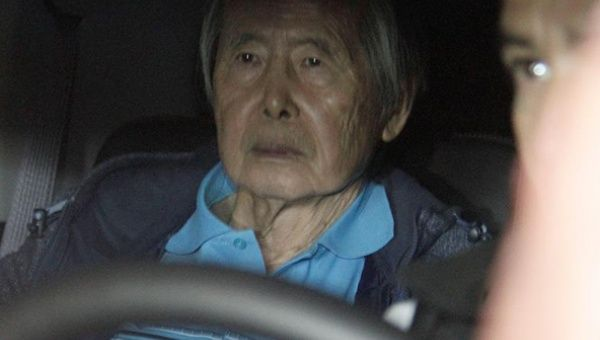 Fujimori resides in a US$5,000-a-month rental though he does not own any property.