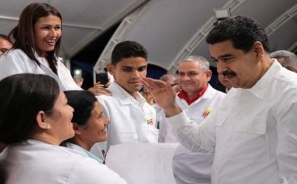 Media corporations generated 3,880 negative news about Venezuela.