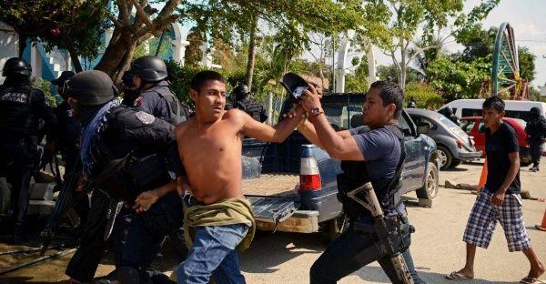 Criminalización de los campesinos mexicanos