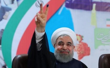 Earlier that day, Iranian President Hassan Rouhani reiterated the nation