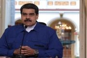 The head of state said that Venezuela wants peace and advocated for the advance of dialogue in the Dominican Republic.