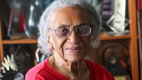 Civil rights attorney Frankie Muse Freeman.
