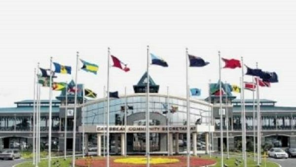 """Caricom condemns in the strongest terms, the unenlightened views reportedly expressed,"" the 15-nation bloc"
