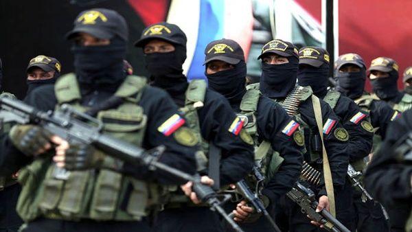 Durante el operativo, fueron capturados cinco miembros de esta célula terrorista.