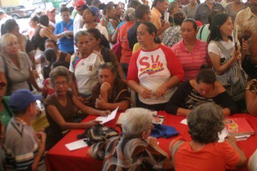En 2012 Hugo Chávez presentó el Plan de la Patria 2013-2019.