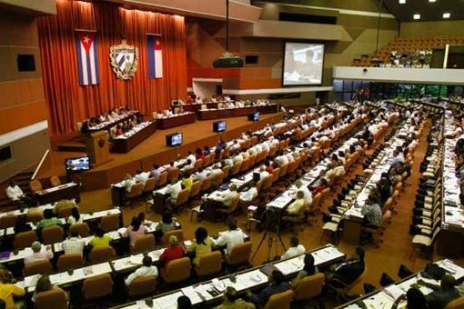 Asambleas Municipales Eligen Candidatos A Parlamento De Cuba