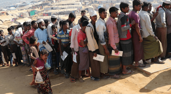 Rohingya Prepare to Go Back to Myanmar Amid Rising Tensions Over Their Safety