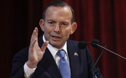 Abbott advocates for the current Australia Day date to remain as is.
