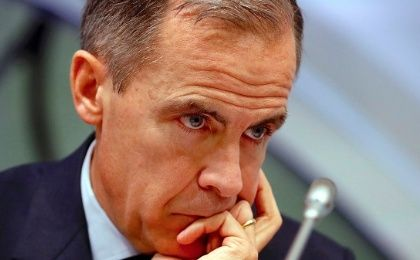 Mark Carney, Governor of the Bank of England takes part in a panel discussion at The Bank of England in London, Britain, March 21, 2017.