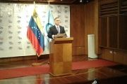 Attorney General of Venezuela Tarek William Saab.