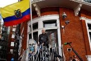 After five years holed up in the U.K.'s Ecuadorean Embassy, Assange and his mediators are seeking ways to secure his safe departure.