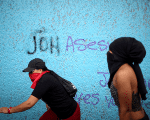 Honduran Women Fight for Rights, Protest Electoral Fraud