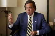 Former U.S. Ambassador to the United Nations and governor of the state of New Mexico, Bill Richardson.