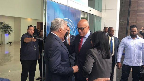 Este sería la segunda jornada del quinto ciclo de diálogos entre ambas delegaciones.