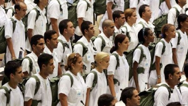 As part of a larger policy of internationalism, there are currently 52,000 Cuban doctors working in 66 countries worldwide.