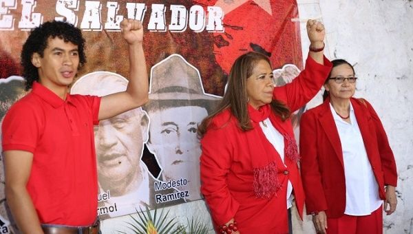 Political leader and former guerilla Nidia Diaz said the late Marti, assassinated 86 years ago, has united the political party that bears his name.