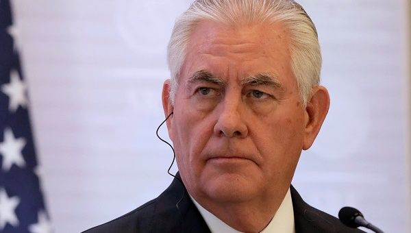 The U.S. secretary of state