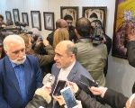 The event was organized by the Iranian Culture Council.