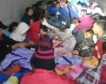 Guatemalans, Salvadorans and Hondurans were found crammed in a truck.