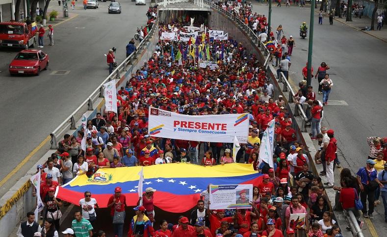 El día de la DignidadNacional o 4Fescelebrado por el pueblo venezolano cada año enconmemoración del levantamiento del pueblo y las fuerzas militarescontra el entonces presidenteCarlos Andrés Pérez por sus políticas neoliberales.