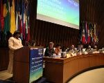 Dr. Carissa Etienne, Director of the Pan American Health Organization. September 30, 2013.