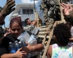 FEMA paid US$255,000 to Tribune for the 50,000 meals that were delivered.