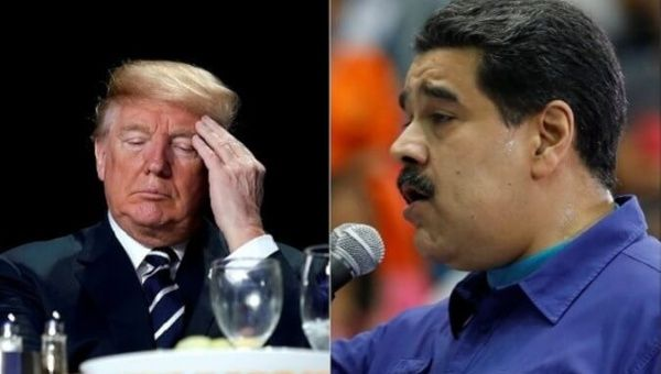 The Trump administration has increased attacks on Venezuela.