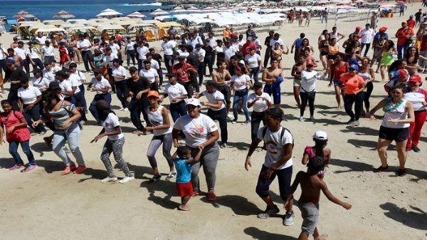 En el Litoral Central 63 playas se encueran habilitadas para los temporadistas.