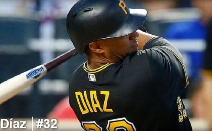 Major league baseball player Elias Diaz was home visiting his family but had gone out with his brother, former MBL player Eminson Soto, to buy fish.