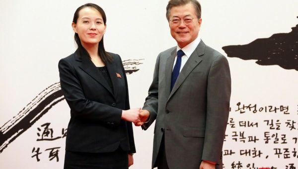 Korut Luncurkan Senjata Rahasia Bernama 'Kim Yo-Jong'