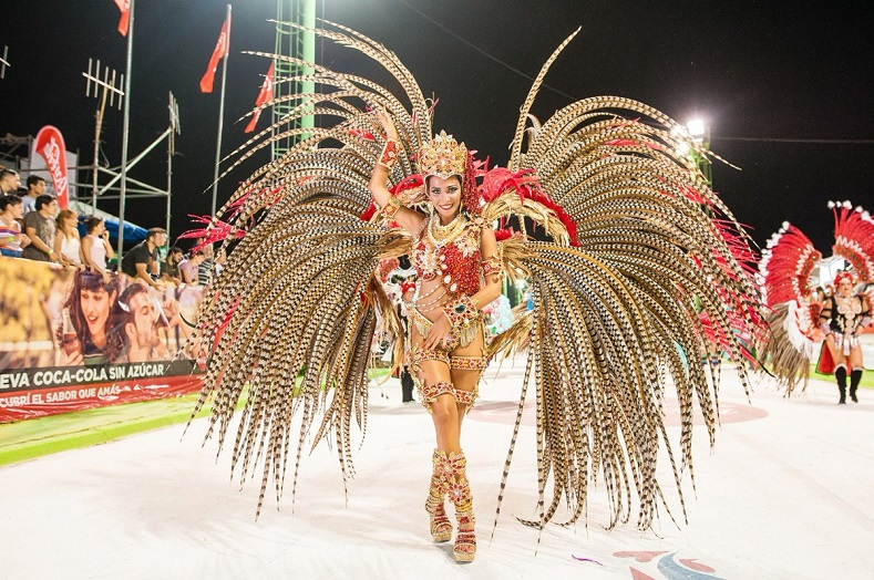 The province of Corrientes becomes the center of attention in Argentina for the quality of its Carnival.