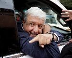 Mexican presidential pre-candidate Andres Manuel Lopez Obrador of the National Regeneration Movement (Morena).