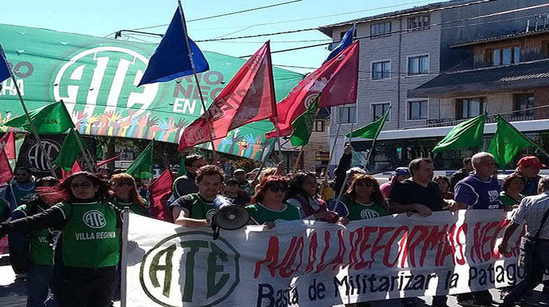 Se reunirán en todas las calles para pedir un cambio en las reformas neoliberales