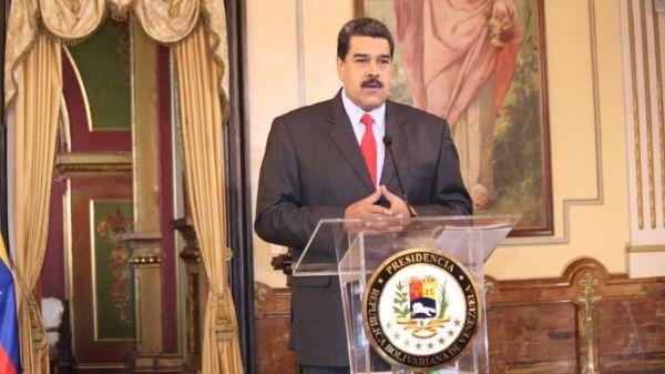 El mandatario destacó que durante 2017 la oposición intentó derrocar al Gobierno legítimo de Venezuela.