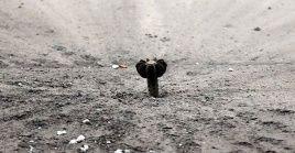 El ataque al alojamiento de Wafidin, al noreste de Damasco, fue realizado con morteros.