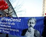 Deniz Yucel is one of the 28 Germans who were imprisoned in Turkey after the failed 2016 coup.