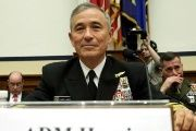 Admiral Harry Harris warns China's military, economic prowess, foreign relations, advanced technology and the South China Sea point to one thing: war.