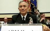 Admiral Harry Harris warns China