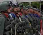 President Nicolas Maduro said the drills are intended to fine-tune the movements of the military's tanks, missiles and helicopters for national defense.