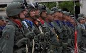 President Nicolas Maduro said the drills are intended to fine-tune the movements of the military