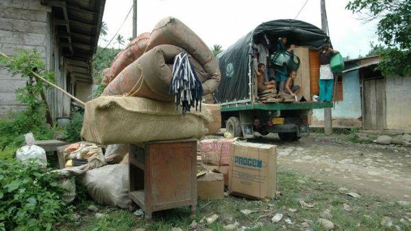 Colombia es el país con más desplazados en el mundo con 7,4 millones por encima de Siria e Irak.
