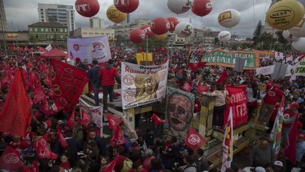 Partidos de Izquierda de Brasil se unen para oponerse a Temer ...