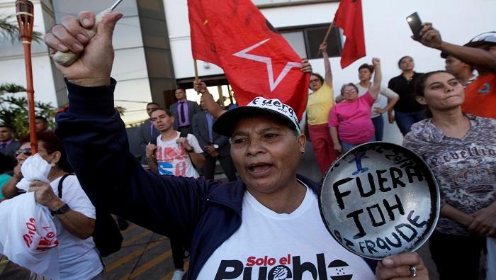 Crisis Política Y Social En Honduras Blog Telesur