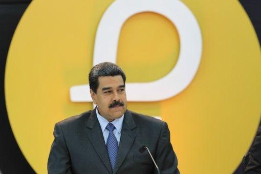 """Maduro: """"Día del nacimiento del Petro es histórico""""."""