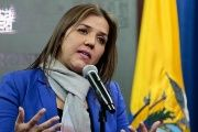Ecuadorean Vice President, Maria Alejandra Vicuña, rejects attempts to isolate Venezuela and bar the country's president Nicolas Maduro from attending the Summit of the Americas.